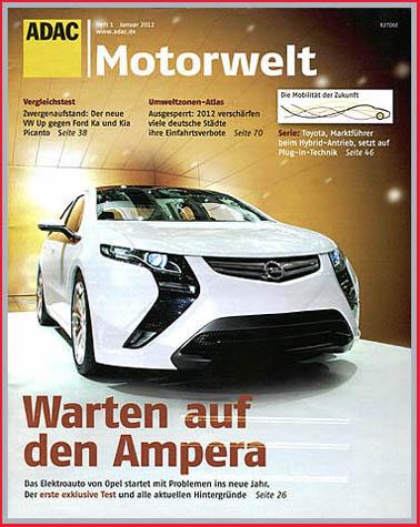 ADAC - Motorwelt - Heft 1 - Januar 2012