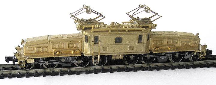 Arnold Elektrische Lokomotive 2702 der SBB