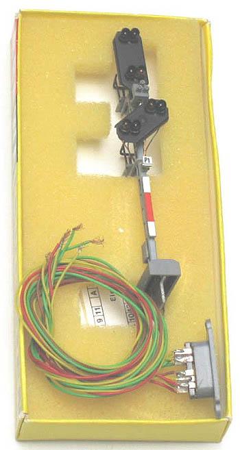Brawa H0 Einfahrsignal mit Vorsignal 8702