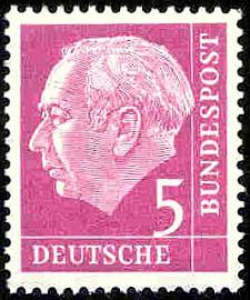 Deutsche Bundespost, Wert 40