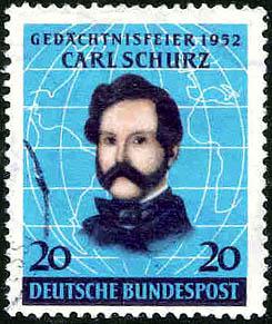 Deutsche Bundespost, Wert 20