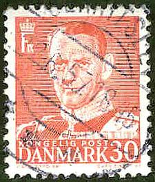 Dänemark, Wert 30 Öre