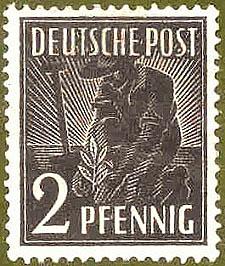 Deutsche Post, Wert 2