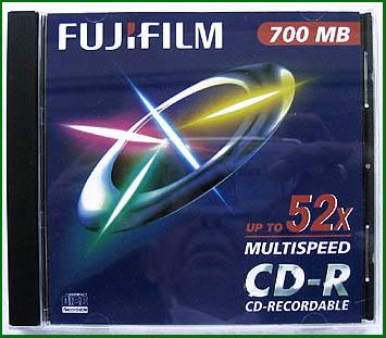 Fujifilm - CD-R