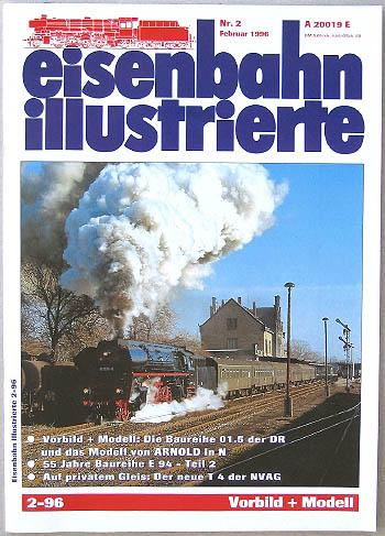 Eisenbahn Illustrierte - Ausgabe 2/1996