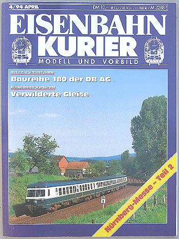 Eisenbahn Kurier