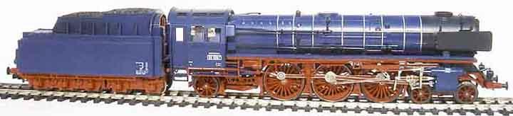 Liliput H0 Schlepptender Lokomotive 10100