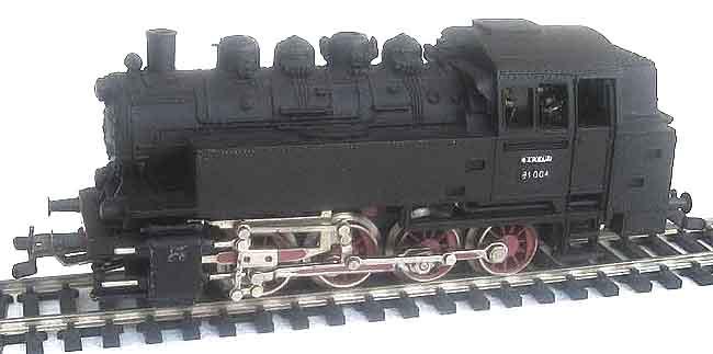 Märklin H0 Tender Lokomotive 3031, BR 81 der DB