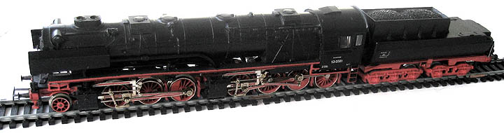 Märklin Schlepptender Lokomotive 3102
