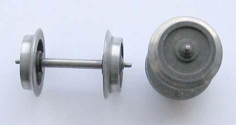 Märklin H0 Gleichstrom Radsatz