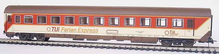 Roco H0 Abteilwagen 44229, TUI Ferien Express