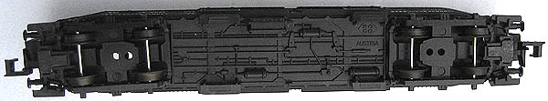 Roco N - Schnellzugwagen 2263