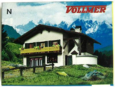 Vollmer H0 Leerkarton